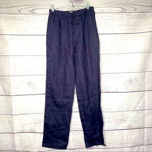 Threads saks fifth avenue linen pants